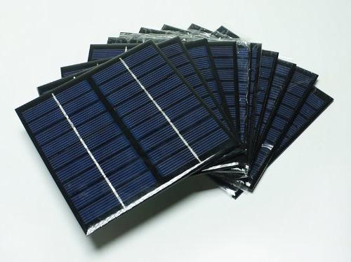 mini solar panel module