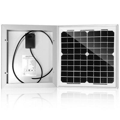 mono solar panel 5w 10w 20w 30w