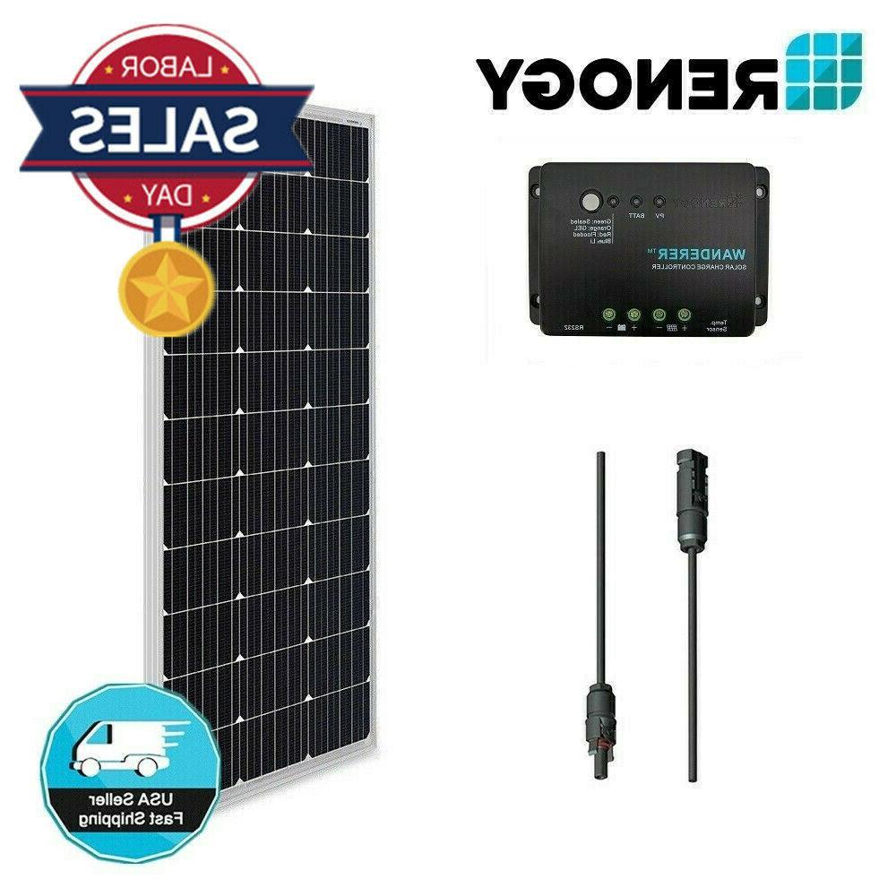 mono solar panel kit grid