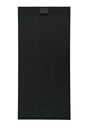 monocrystalline bendable solar panel