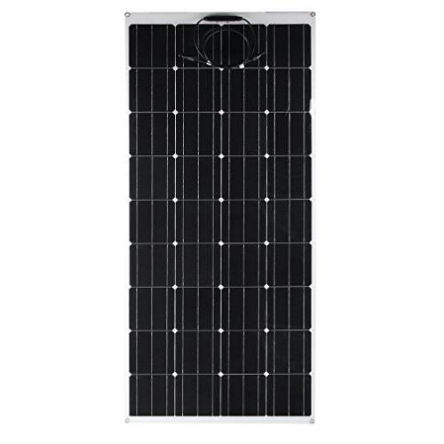 monocrystalline flexible solar panel