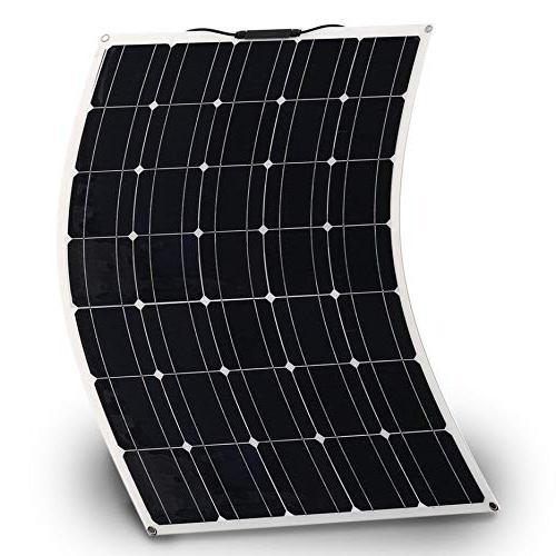 150W Monocrystalline Panel Module Power