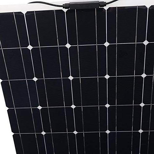 150W Monocrystalline Panel Outdoor Power