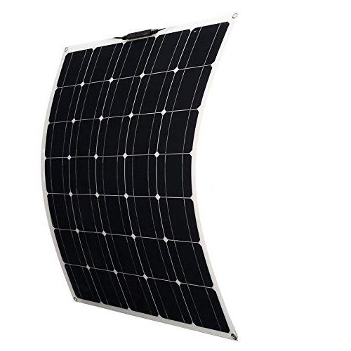 monocrystalline flexible solar panel module