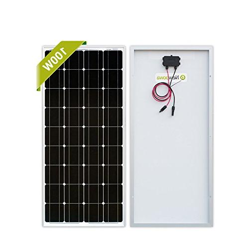 monocrystalline solar panel efficiency mono