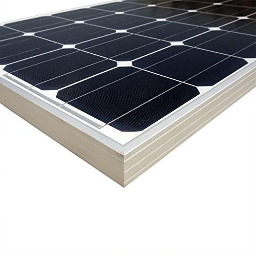 DC 400 Solar Premium 100 Watt 12 Monocrystalline 20A