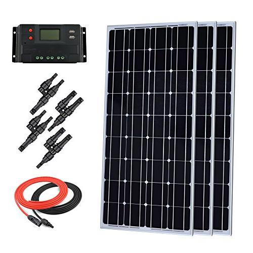 monocrystalline solar panel kit grid