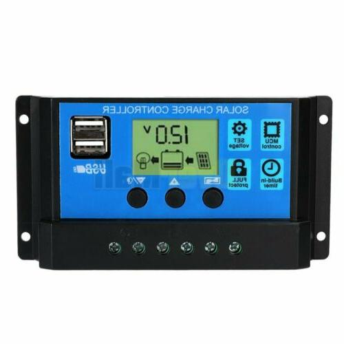 MPPT Solar Charge Controller Tracking 30-100A 12V/24V