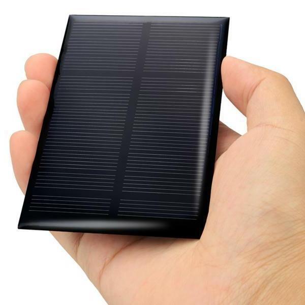 Multi-Purpose Solar Panel For Telephone