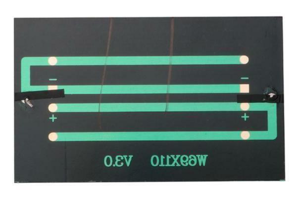 Multi-Purpose Mini Solar Panel For Portable Source Smartphones