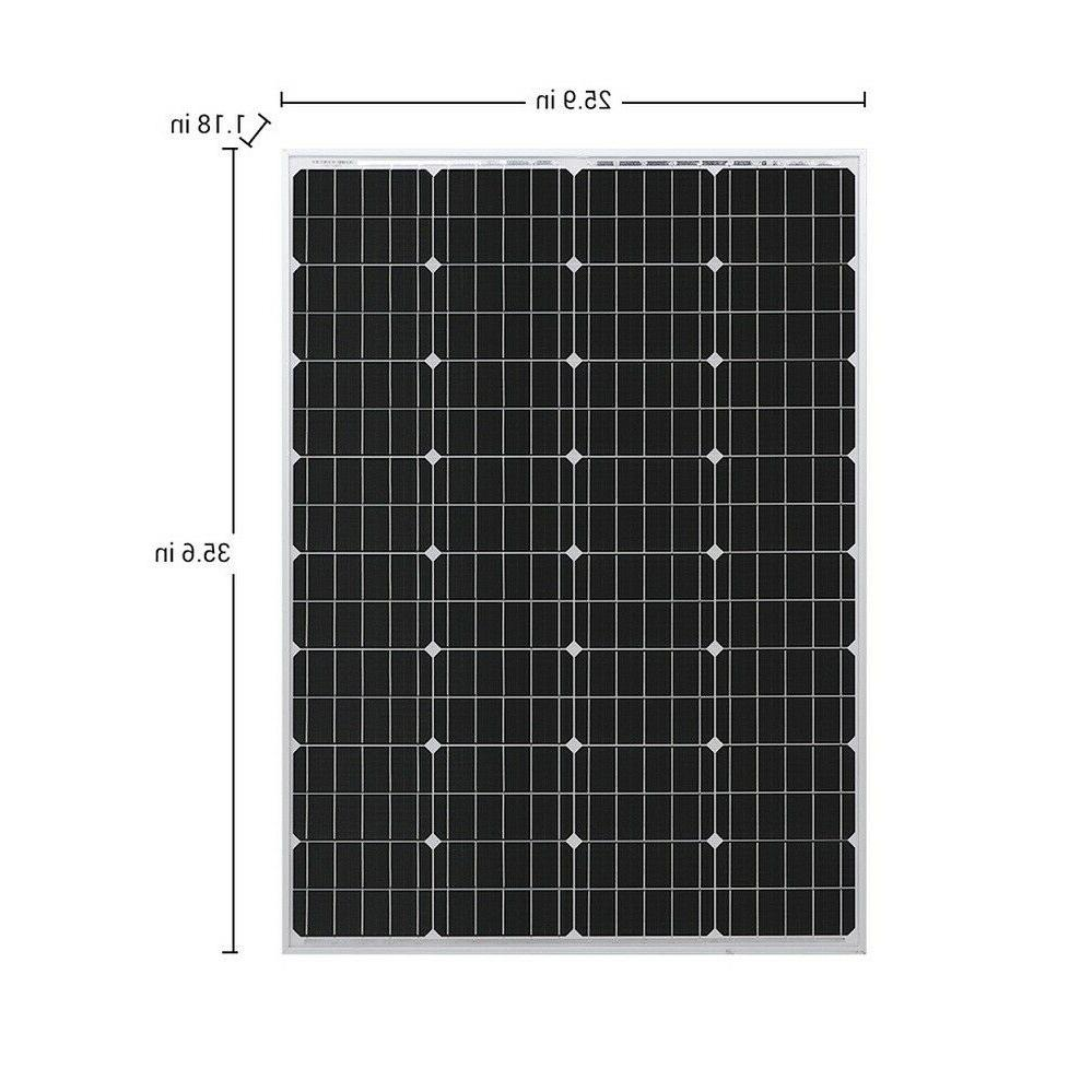 HQST Watt Mono Starter Kit w/ Off Grid