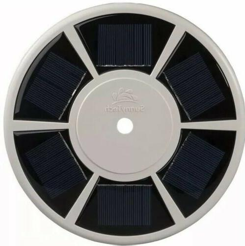 New Sunnytech 2nd Solar Pole 20 Led