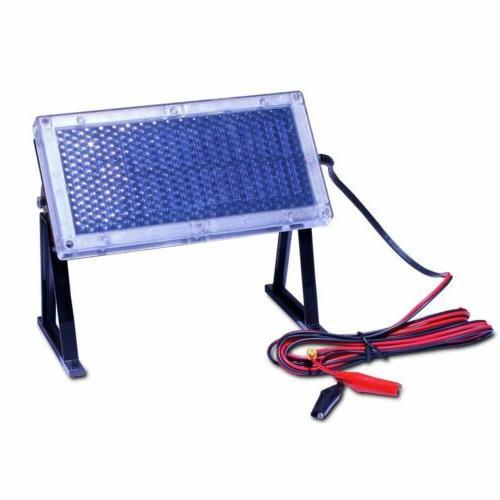 6V 6 Volt Solar Panel Charger for 6V 4.5Ah Deer Game Feeder
