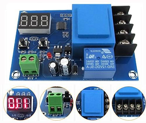 numerical control battery charge controller