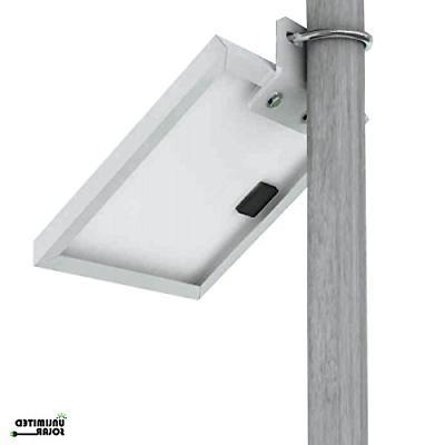 panel universal side pole wall