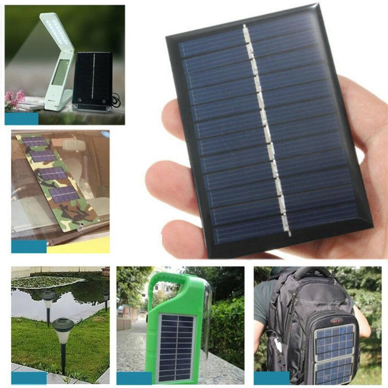 0.5~6V Solar System For DIY Battery Cell Charger Module~
