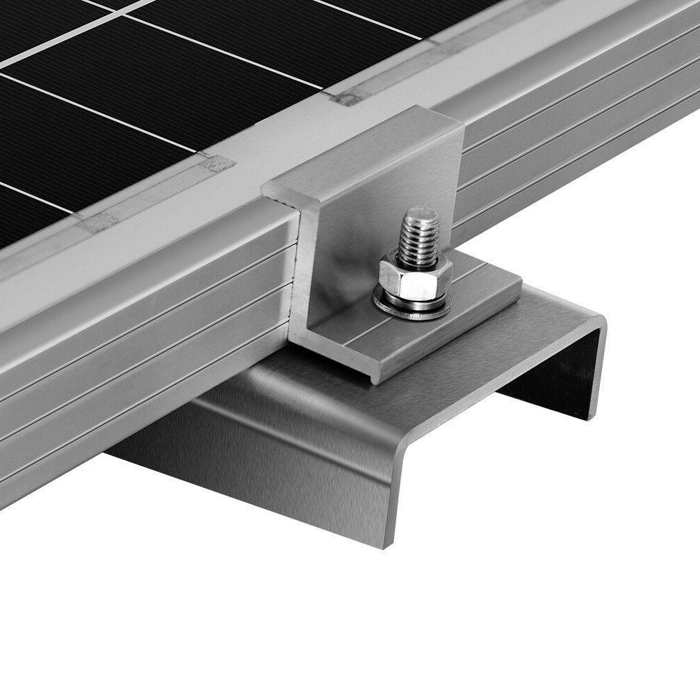 Renogy Pole Mount Aluminum Solar Panel