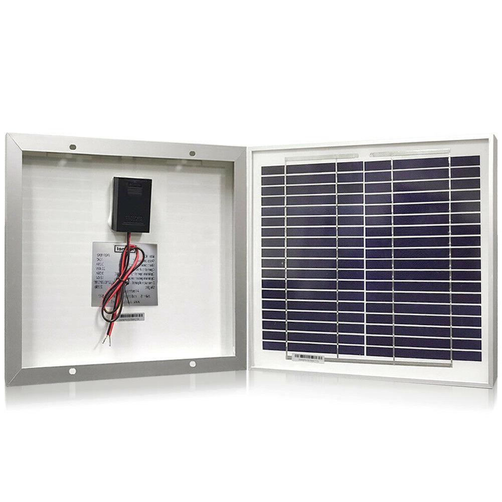 poly solar panel 10w 20w 30w 40w