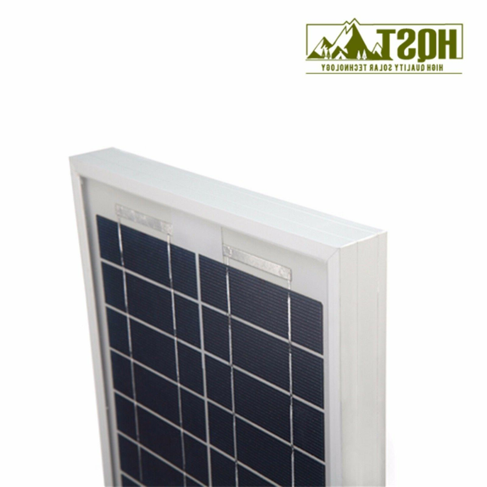 10W Poly Module for 12V 5V Gate