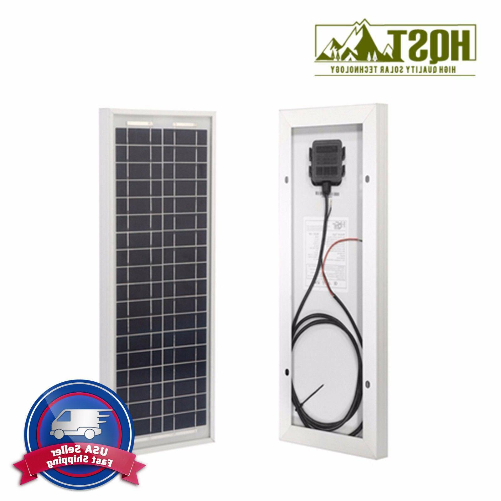 poly solar panel module