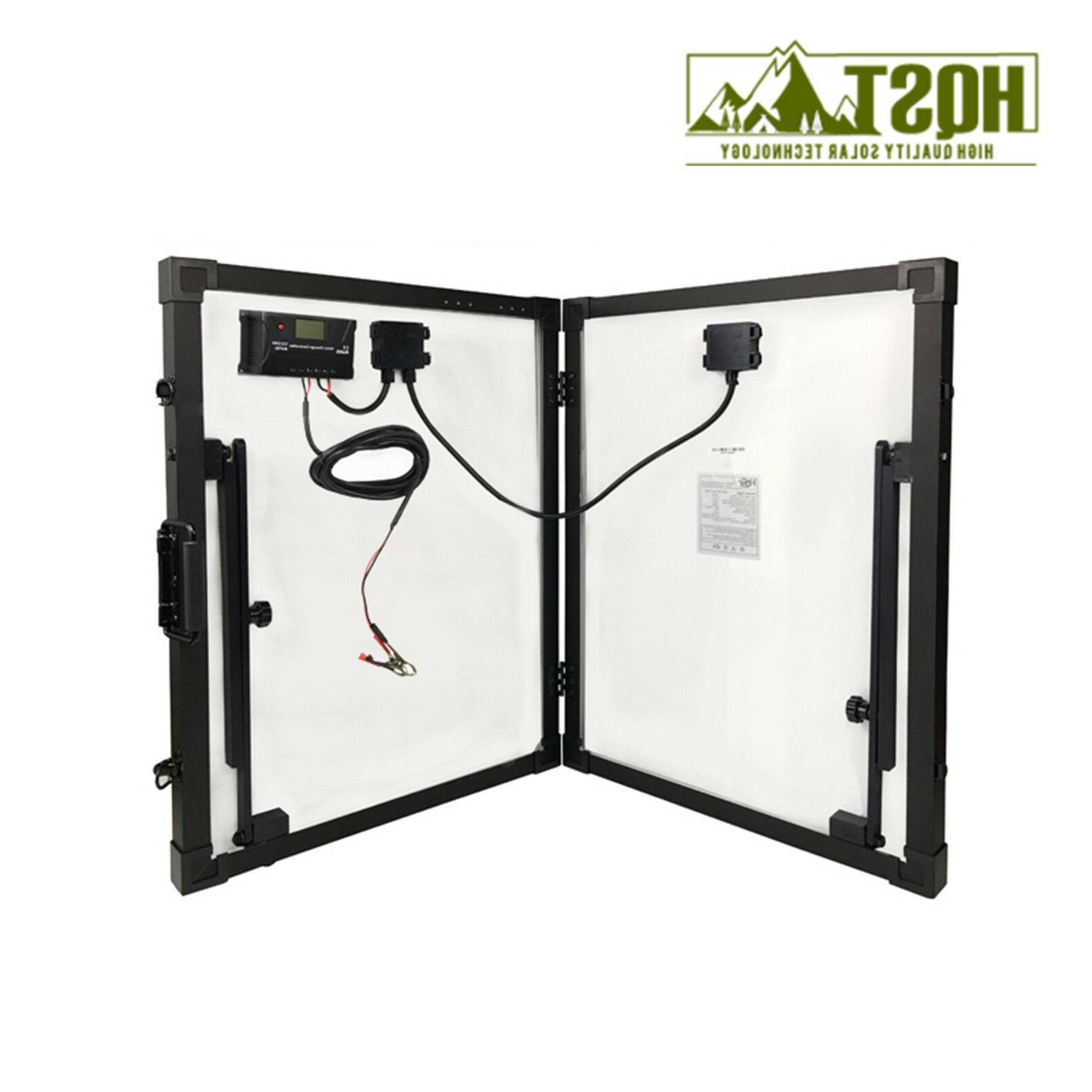 Solar Suitcase w/ Portable Solar