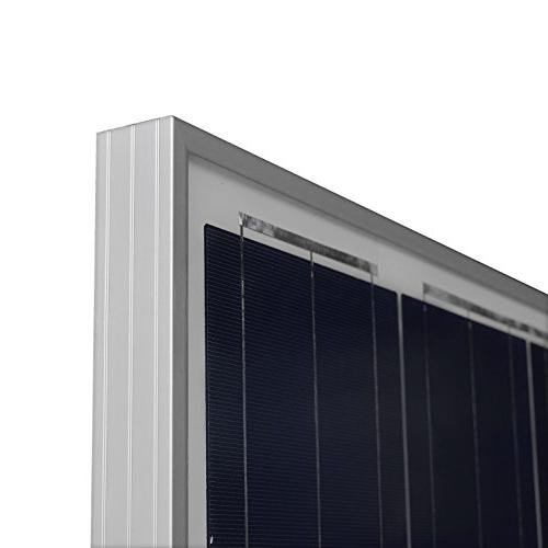 Polycrystalline Photovoltaic Panel Module, 12V Charging