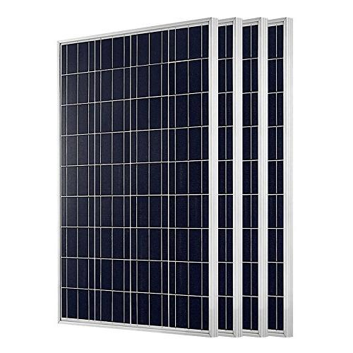 polycrystalline pv solar panel battery