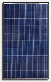 Canadian Solar 250w polycrystalline silver frame