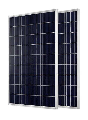polycrystalline solar panel battery charging