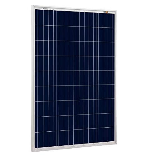 Richsolar 100 Polycrystalline 100W 12V High Poly RV Marine Boat Grid