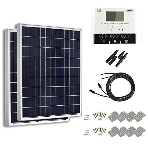 polycrystalline solar panel kit