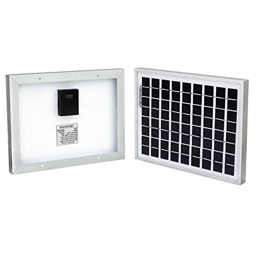 ECO-WORTHY Solar Panels 5 Watt 12 5w 12v Solar Home Charging