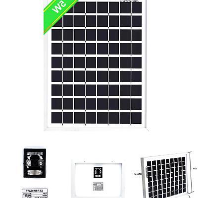polycrystalline solar panels module