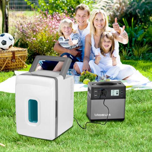 Suaoki Portable Power Generator Supply Energy 4-USB