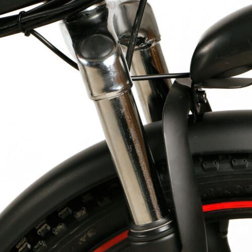 E-Bike Electric Cycling Mountain Speed