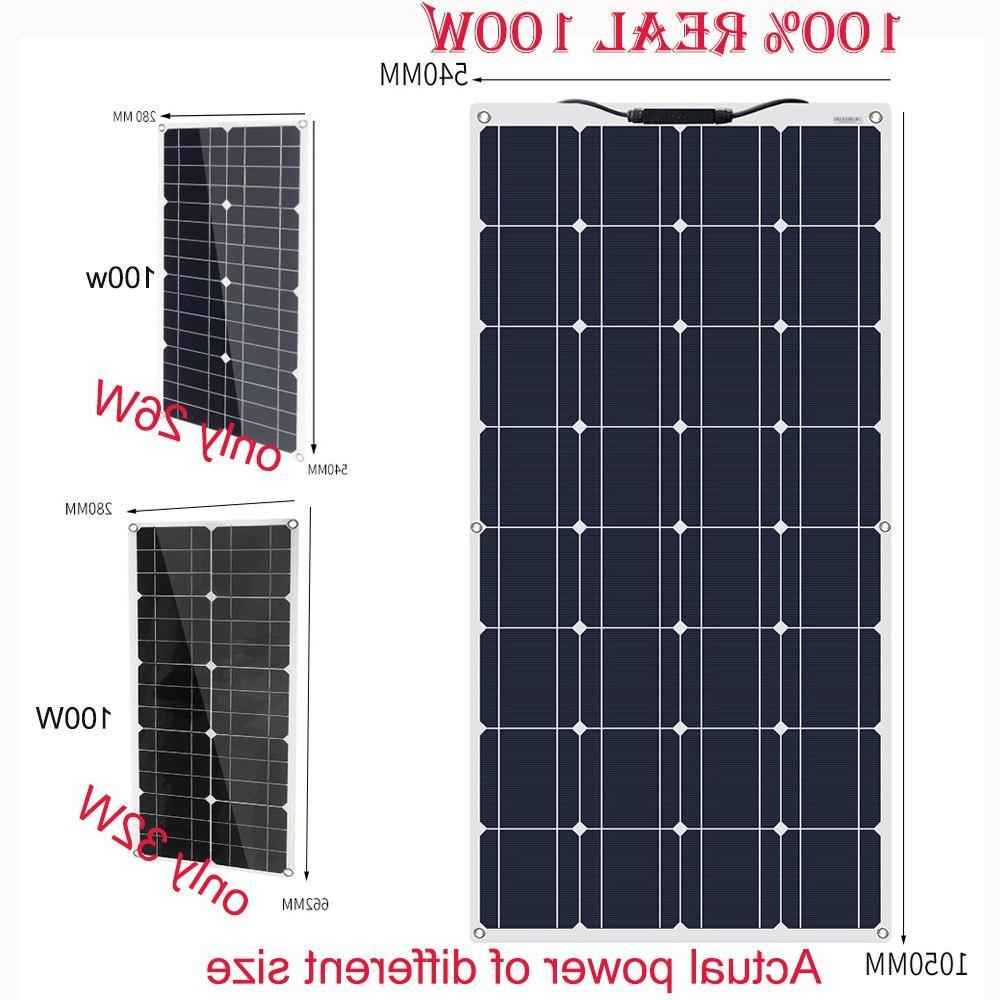Boguang portable <font><b>Solar</b></font> Flexible plate monocrystalline 12V photovoltaique