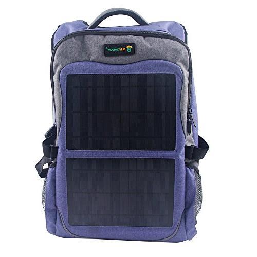 portable hiking powered waterproof anti