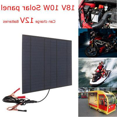 Portable Home Solar Panels Power System USB