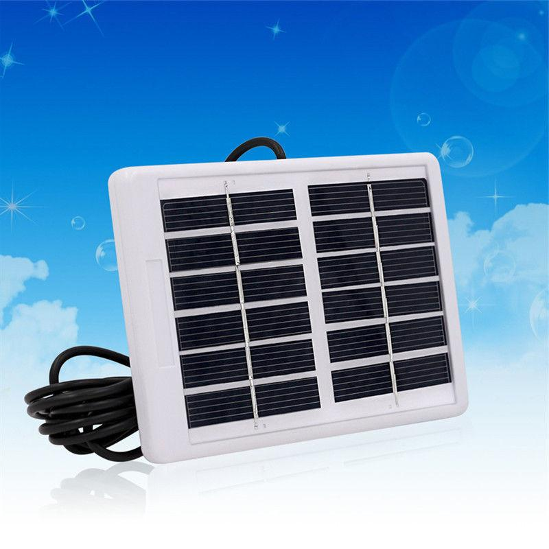 Portable Outdoor Solar Charging Power System