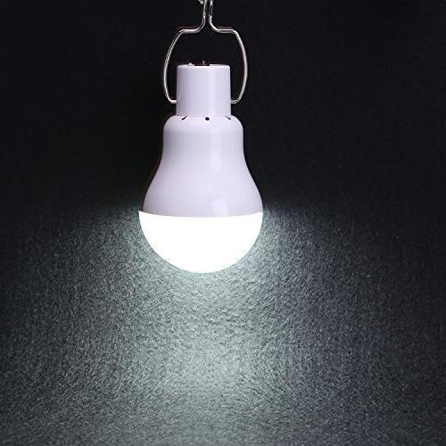 portable lamp rechargeable light bulb