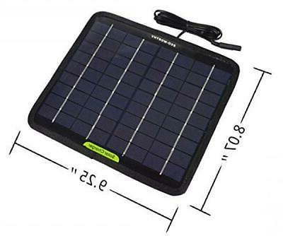 Portable Panel Battery Backup Car