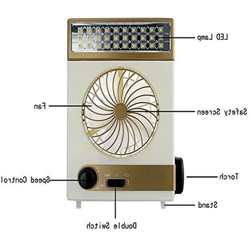 portable solar fan 1 multi