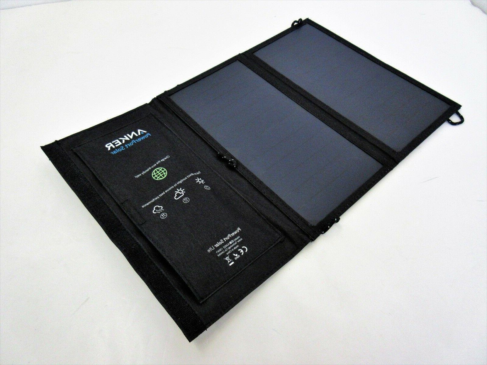 Anker PowerPort Solar 2 Two Panel NOB