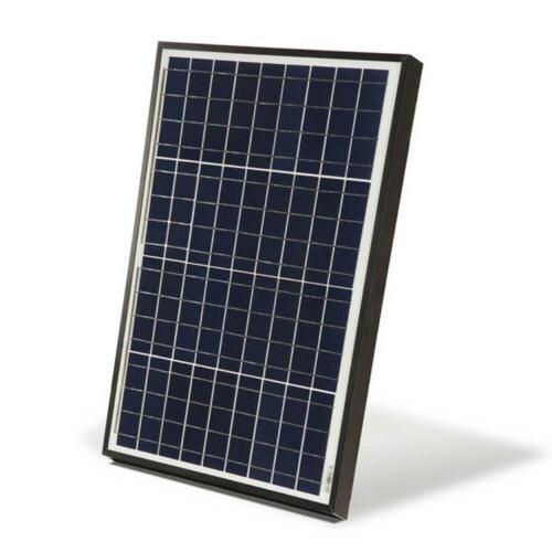 pp40w12v polycrystalline solar panel