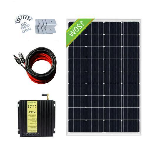 pv poly solar panel kit