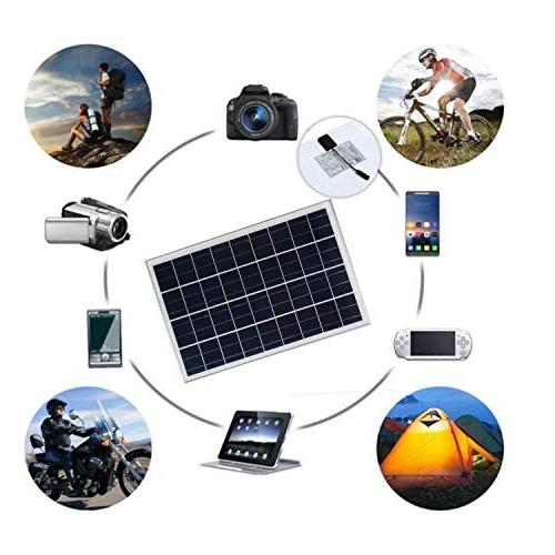 ECO-WORTHY Solar System kit W/ 3A Charge & 30A