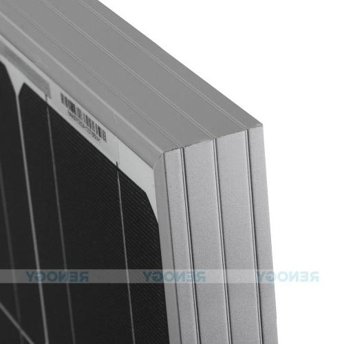 Renogy Pieces Monocrystalline Panel Charging