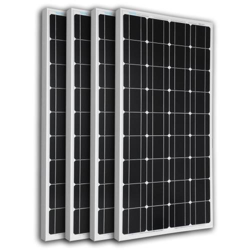 rng 100dx4 monocrystalline photovoltaic pv