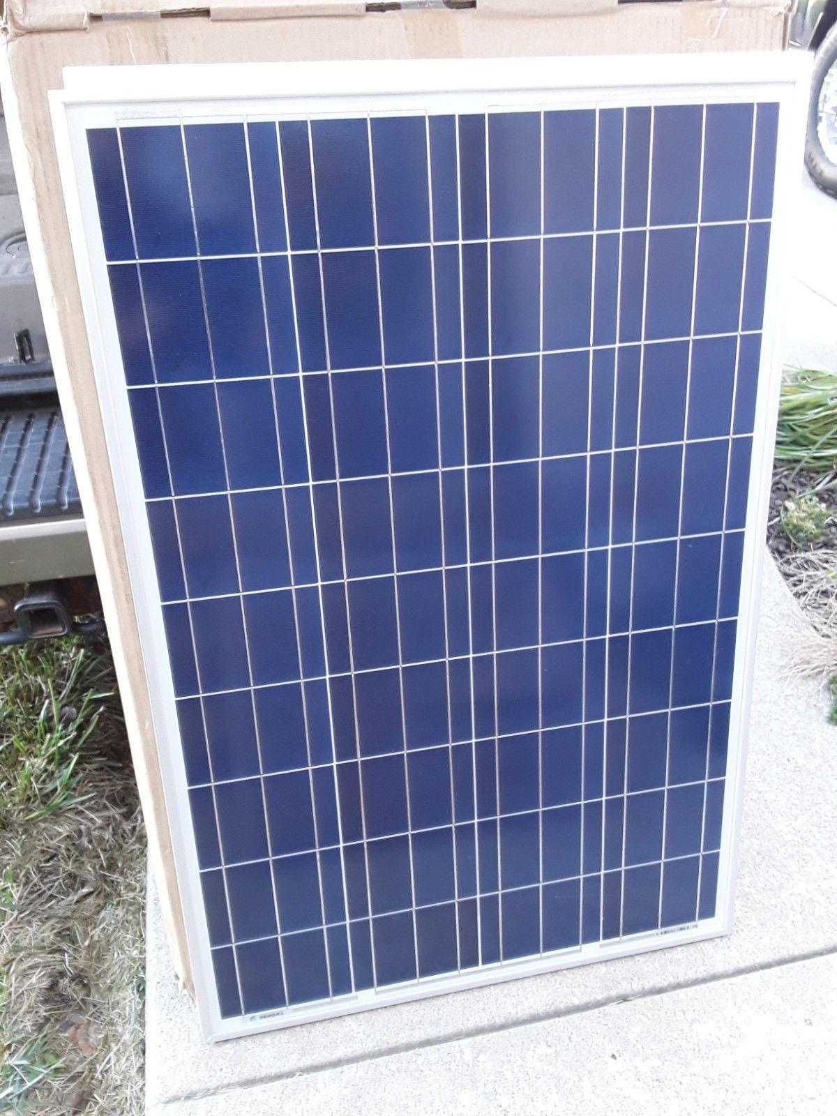 rng 100p 100w polycrystalline photovoltaic pv solar