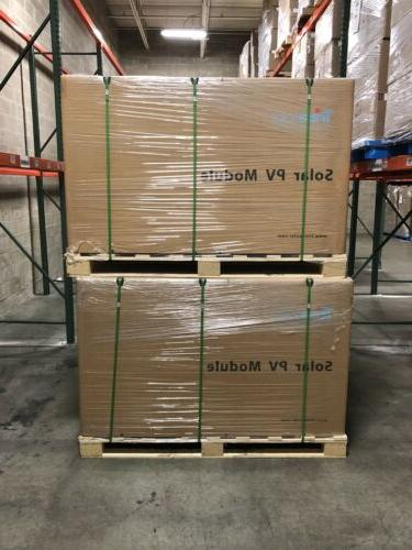 sealed pallet of 30 280w 60 cell